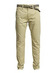 Pants woven - SPORTY BEIGE