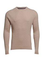 Sweaters - SEED BEIGE