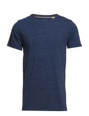T-Shirts - NAUTIC BLUE MELANGE