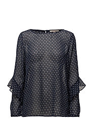 Blouses woven - NAVY