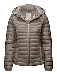 Jackets outdoor woven - LIGHT TAUPE