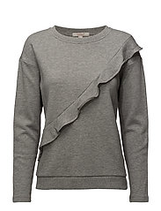 Sweatshirts - MEDIUM GREY 5
