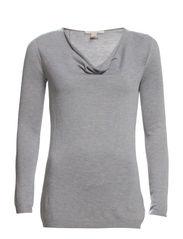 Sweaters - LIGHT GRANIT MELANGE