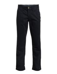 Pants woven - DARK NIGHT BLUE