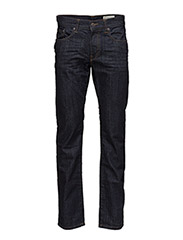 Pants denim - E RAW RINSE