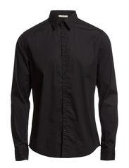 Shirts woven - BLACK