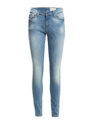 Pants denim - E MEDIUM BLUE