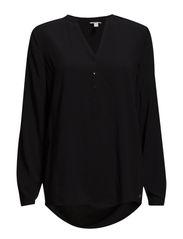 Blouses woven - BLACK