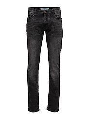 Pants denim - BLACK DARK WASH