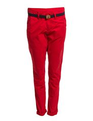 Pants - MISSION RED