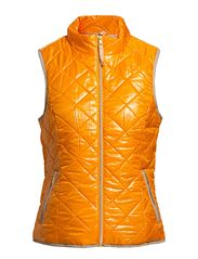 Vests - SUN ORANGE