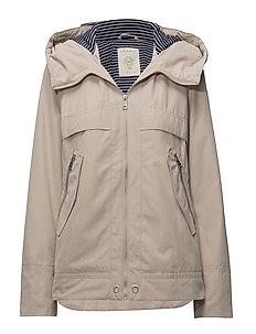 Jackets outdoor woven - BEIGE