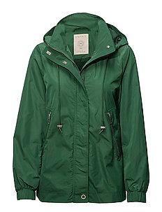 Jackets outdoor woven - DARK GREEN
