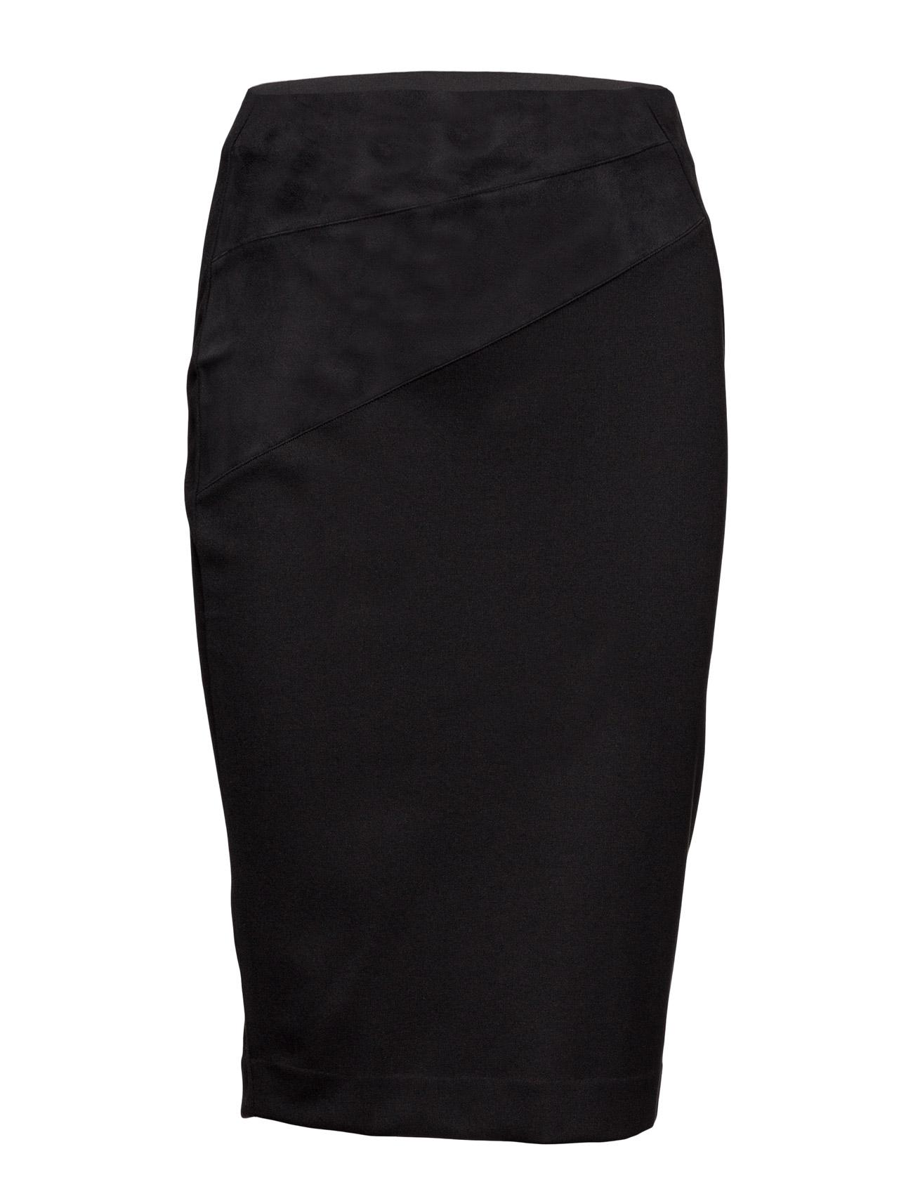 Skirts Knitted Esprit Collection Blyantsnederdele til Kvinder i Sort