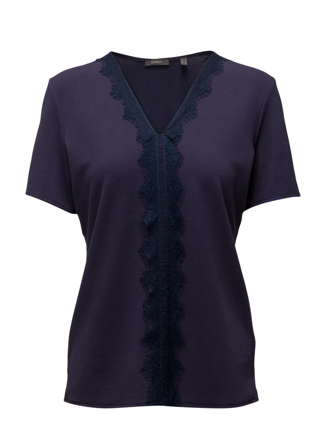 T-Shirts Esprit Collection Kortærmede til Damer i Off White