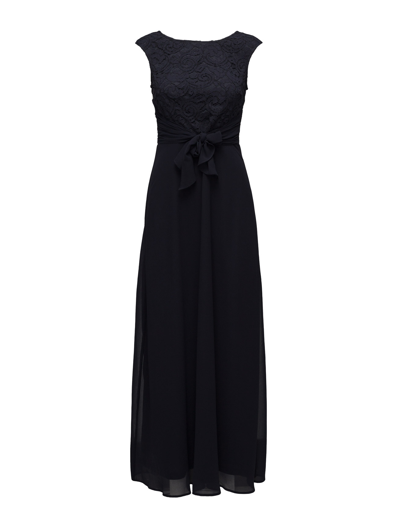 Dresses Light Woven Esprit Collection Maxi Kjoler til Damer i Navy blå
