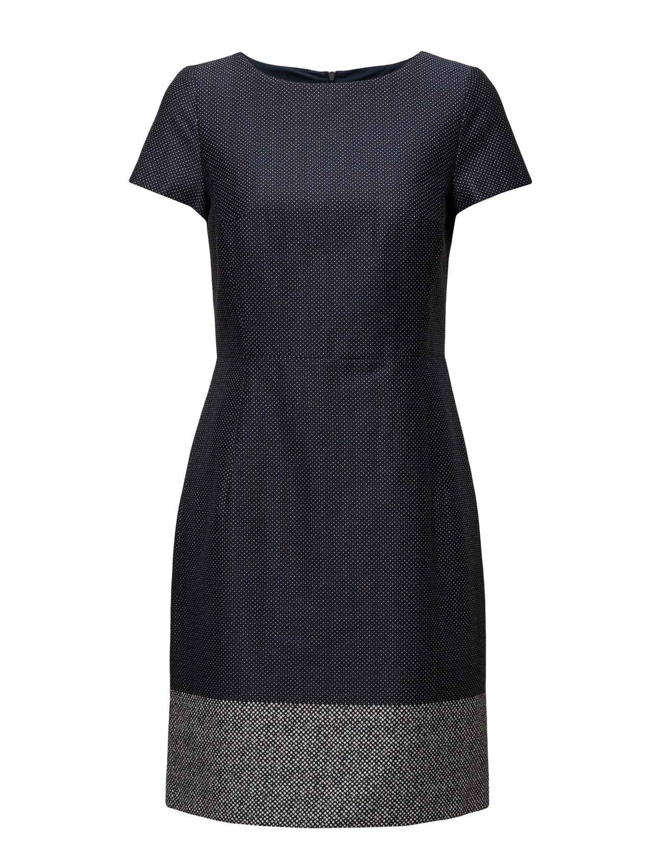 Dresses Woven Esprit Collection Knælange & mellemlange til Damer i Navy blå
