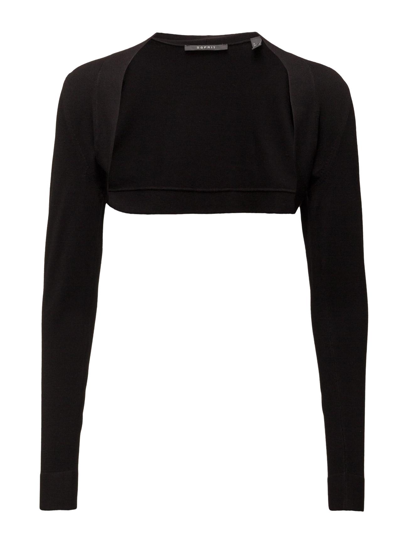 Sweaters Cardigan Esprit Collection Cardigans til Damer i Navy blå