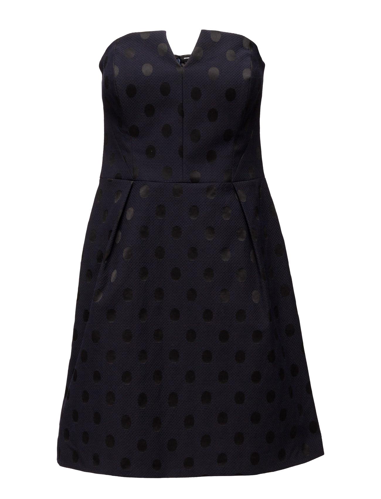 Dresses Light Woven Esprit Collection Korte kjoler til Damer i Navy blå
