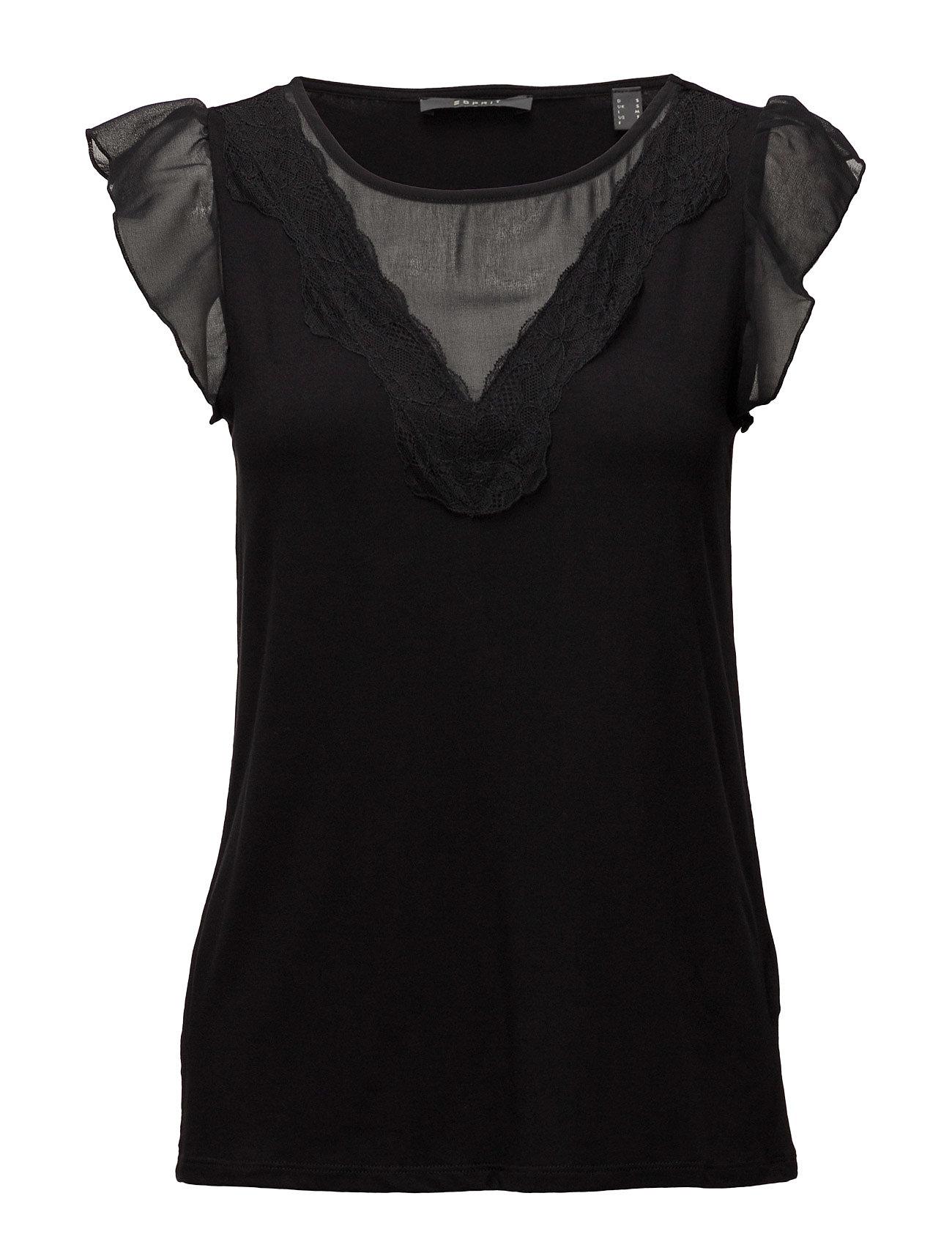 0aea12f7c16d Superläckra T-Shirts Esprit Collection Kort-Hylsa till Kvinnor i skönt  material