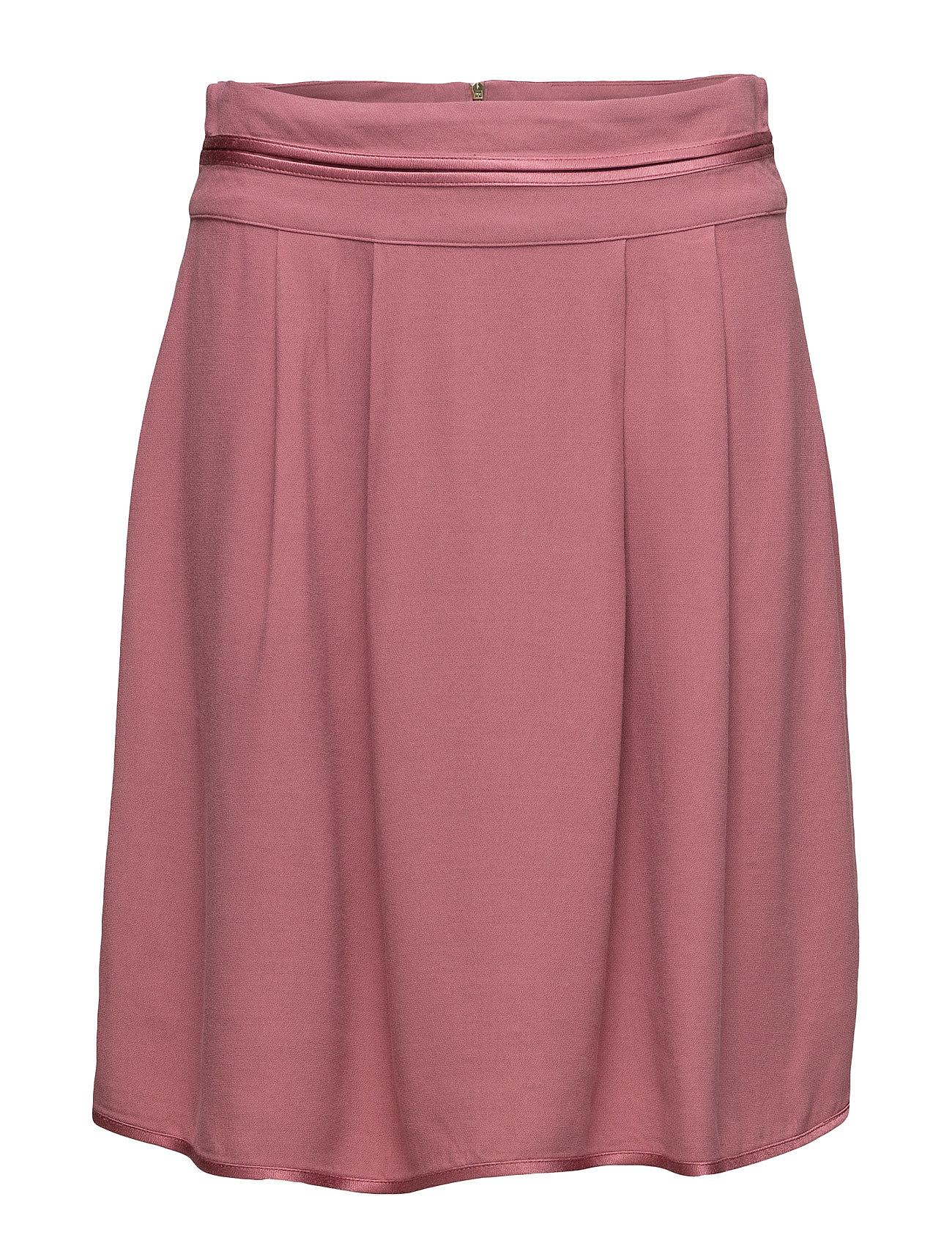 Skirts Light Woven Esprit Collection Korte til Damer i Mørk Old Pink