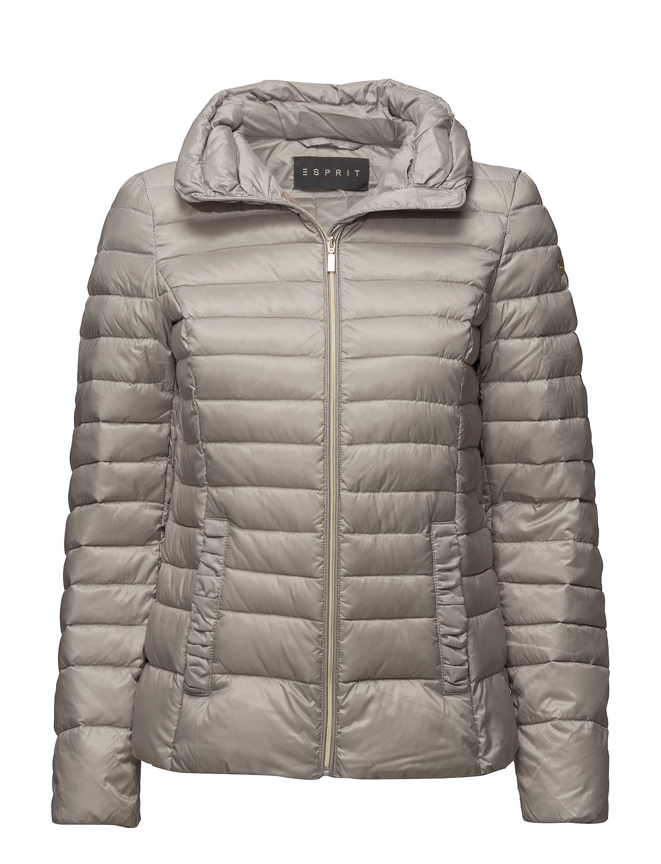 ce896573f36a Jackets Outdoor Woven Esprit Collection Jakker til Damer i Lysegrå ...