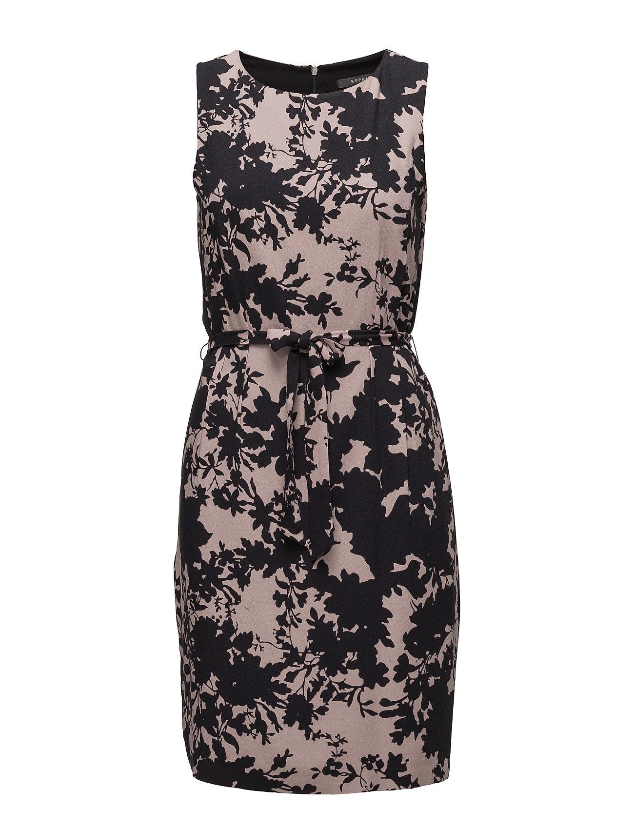 Dresses Light Woven Esprit Collection Korte kjoler til Damer i Nøgen