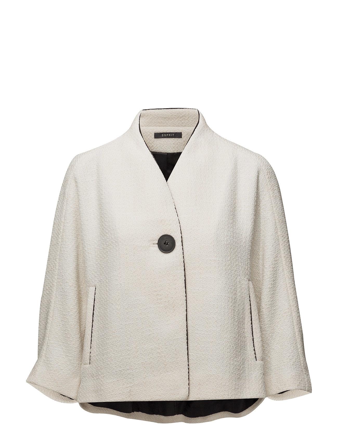 Jackets Indoor Woven Esprit Collection Jakker til Damer i Off White