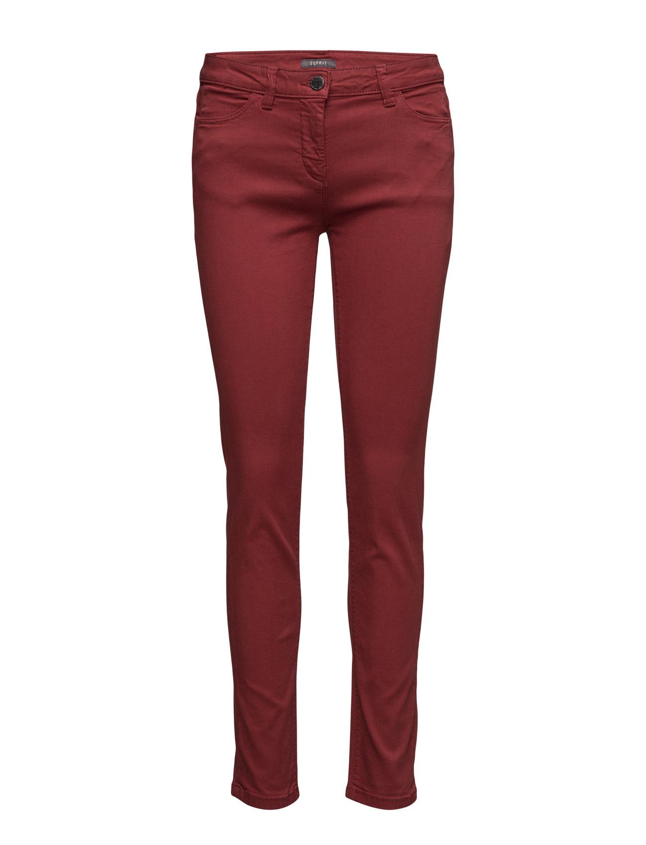 Pants Woven Esprit Collection Skinny til Damer i