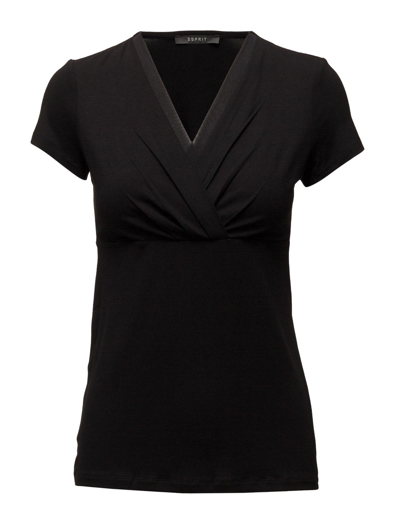 T-Shirts Esprit Collection Kortærmede til Damer i hvid