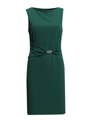 Dresses knitted - AMAZING GREEN