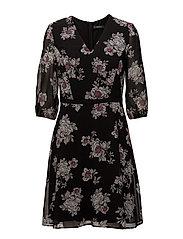Dresses light woven - BLACK 2