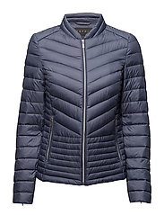 Jackets outdoor woven - GREY BLUE