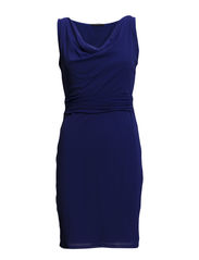 Dresses knitted - ELECTRIC BLUE