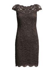 Dresses woven - DARK NOUGAT