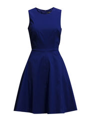 Dresses woven - ELECTRIC BLUE