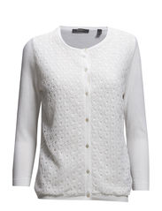 Sweaters cardigan - OFF WHITE