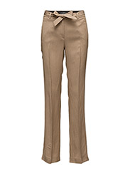 Pants woven - TAUPE