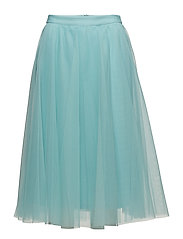 Skirts light woven - AQUA GREEN