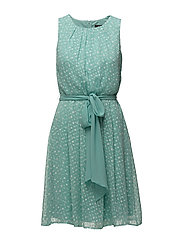 Dresses light woven - AQUA GREEN