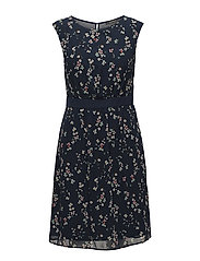 Dresses light woven - NAVY