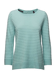Sweaters - LIGHT AQUA GREEN