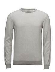 Sweaters - LIGHT GREY