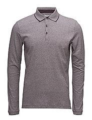 Polo shirts - AUBERGINE