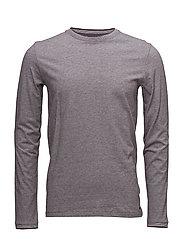 T-Shirts - AUBERGINE