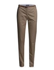 Pants woven - DUNE