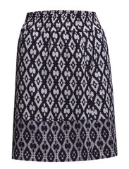 Skirts light woven - NAVY