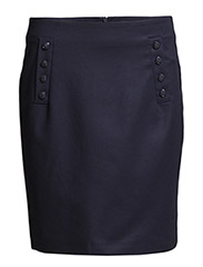 Skirts woven - NAVY