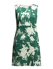 Dresses light woven - AMAZING GREEN