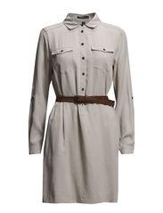 Dresses woven - GRAVEL